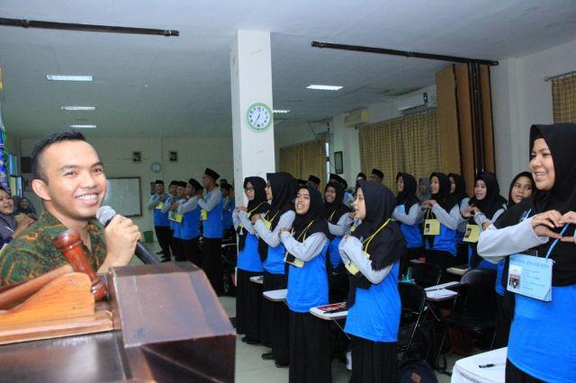 PKKMB ( Pengenalan Kehidupan Kampus Mahasiswa Baru ) Tahun Ajaran 2017 / 2018