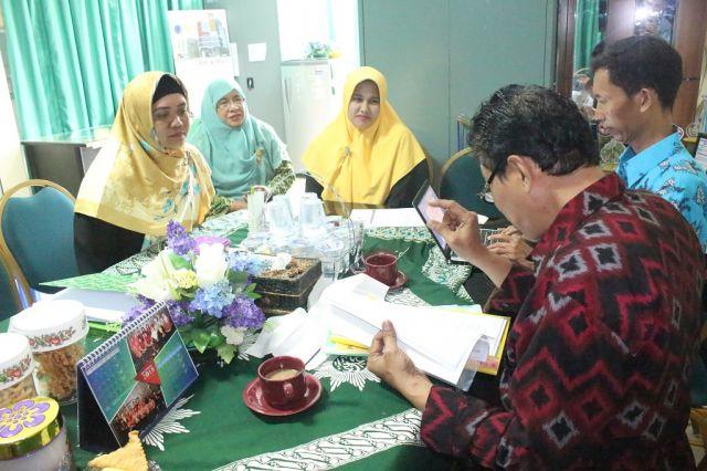 Monitoring dan Evaluasi Program Studi Rekognisi Pembelajaran Lampau