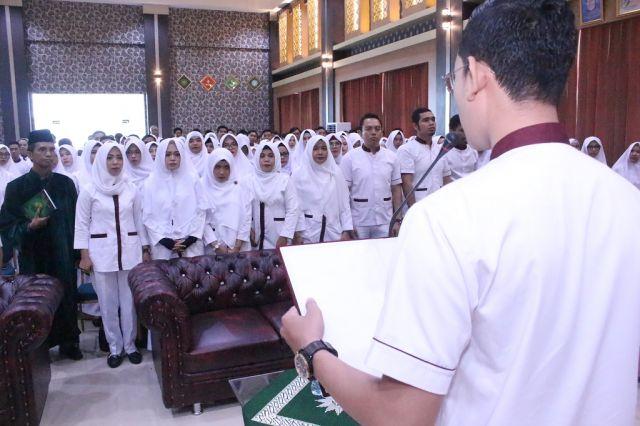 YUDISIUM Sekolah Tinggi Ilmu Keperawatan Muhammadiyah Pontianak
