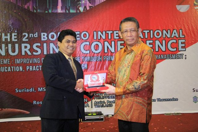The 2nd Borneo International Nursing Conference 2017 Pontianak